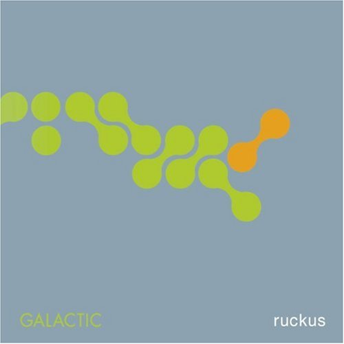 "Featured recording ""Ruckus"""