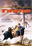 Twister - movie DVD cover picture