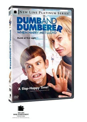 Dumb and Dumberer: When Harry Met Lloyd  DVD