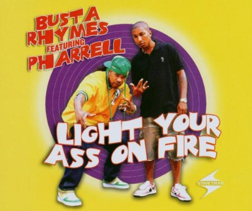 Light Your Ass on Fire [Australia CD]