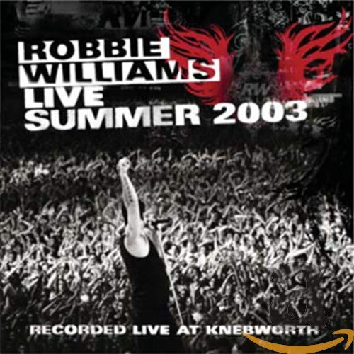 Robbie Williams - Live Summer 2003 - Zortam Music