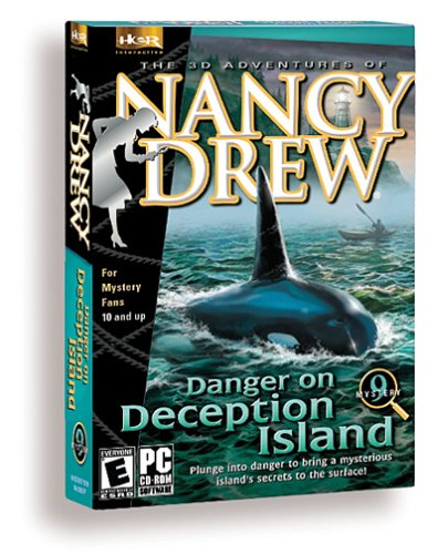 Nancy Drew: Danger on Deception Island by Her Interactive (CD-ROM)