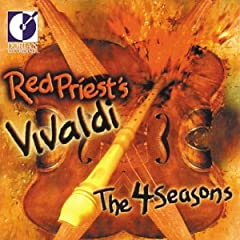 Red Priest: Red Priest's Vivaldi: The 4 Seasons