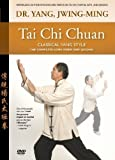 Taijiquan, Classical Yang Style DVD (YMAA Tai Chi) Dr. Yang, Jwing-Ming - movie DVD cover picture