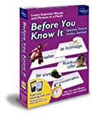 Before You Know It Multi Pack: Spanish, French, Italian and German