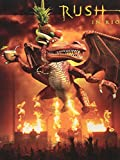 Rush - Rush in Rio - movie DVD cover picture