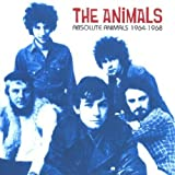 Cubierta del álbum de Absolute Animals 1964-1968