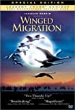 Winged Migration - movie DVD cover picture