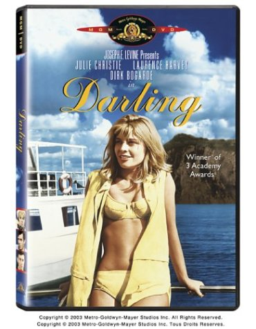 DVD Cover of Darling