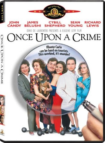ONCE UPON A CRIME / Убийство в Монте-Карло (1992)