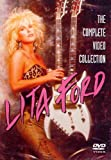 Lita Ford - The Complete Video Collection - movie DVD cover picture