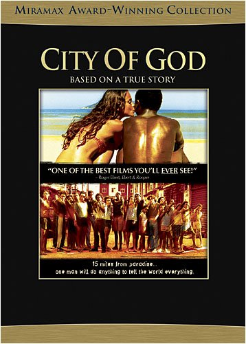 City of God / Cidade De Deus / Город Бога (2002)