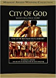 City of God - movie DVD cover picture