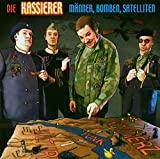 Album cover for Männer, Bomben, Satelliten