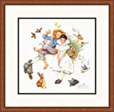 Four Ages of Love/Sweet Song So Young by Norman Rockwell - Framed Artwork ></a> <a href=