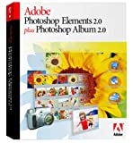 Adobe Photoshop Elements 2.0 Plus Photoshop Album 2.0 Bundle