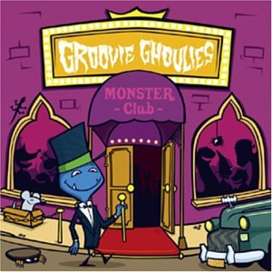 Groovie Ghoulies - Hair Of Gold (And Skin Of Blue)