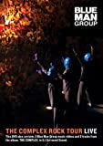 Blue Man Group - The Complex Rock Tour Live - movie DVD cover picture