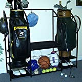 Golf Organizer Rack by J J International