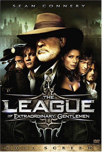 The League of Extraordinary Gentlemen  DVD