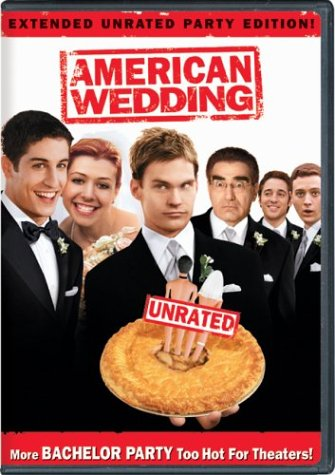 American Wedding  DVD