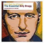 Album cover for Must I Paint You a Picture?: The Essential Billy Bragg