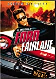 The Adventures of Ford Fairlane - movie DVD cover picture