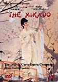 Gilbert & Sullivan - The Mikado / Reed, Adams, Potter, Masterson, Godfrey, D'Oyly Carte Opera Company - movie DVD cover picture