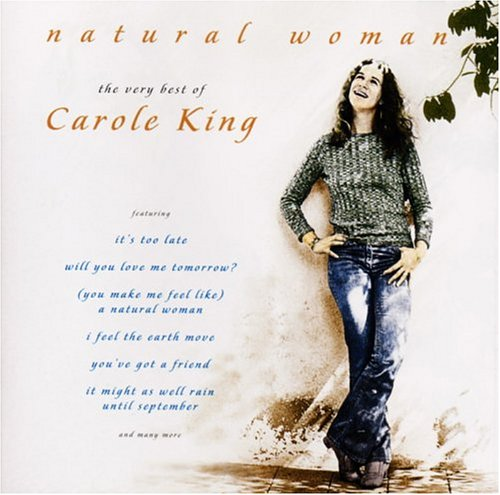 Carole King - Natural Woman: The Very Best of Carole King - Zortam Music
