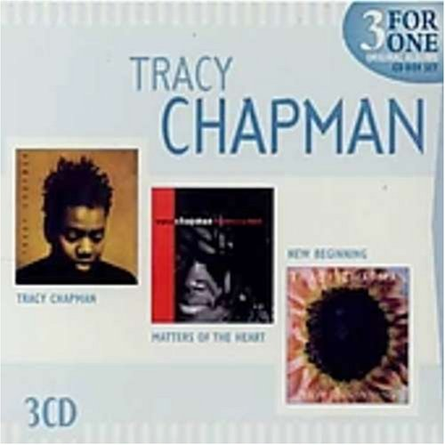 Tracy Chapman/Matters of Heart/New Beginning