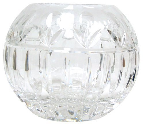 Block Crystal Rose Bowl