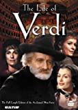 The Life of Verdi - movie DVD cover picture