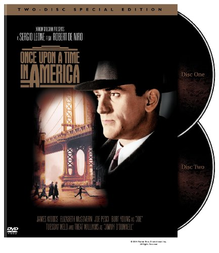 Once Upon a Time in America Two-Disc Special Edition