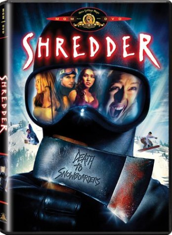 Shredder / Скользящие (2003)
