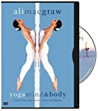Ali MacGraw - Yoga Mind & Body - movie DVD cover picture