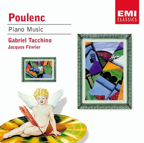 Poulenc - Piano Music