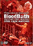 WWE Bloodbath - The Most Incredible Cage Matches - movie DVD cover picture