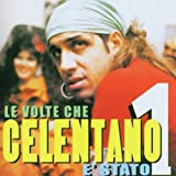 Album cover for Le Volte Che Celentano È Stato 1