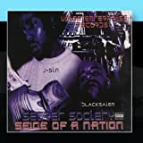 Pochette de l'album pour Seige of a Nation
