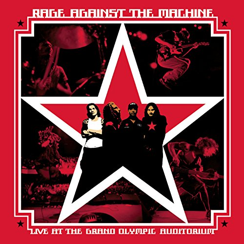 Rage Against The Machine - Live At The Grand Olympic Auditorium - Zortam Music