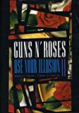 Guns N' Roses - Use Your Illusion II (World Tour 1992 in Tokyo) - movie DVD cover picture