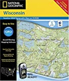 National Geographic TOPO! Wisconsin - Mac