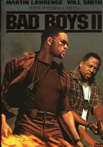 Bad Boys II DVD