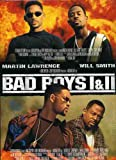 Bad Boys / Bad Boys II - movie DVD cover picture