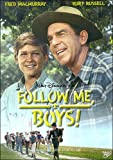 Follow Me, Boys! - movie DVD cover picture