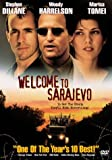 Welcome to Sarajevo - movie DVD cover picture