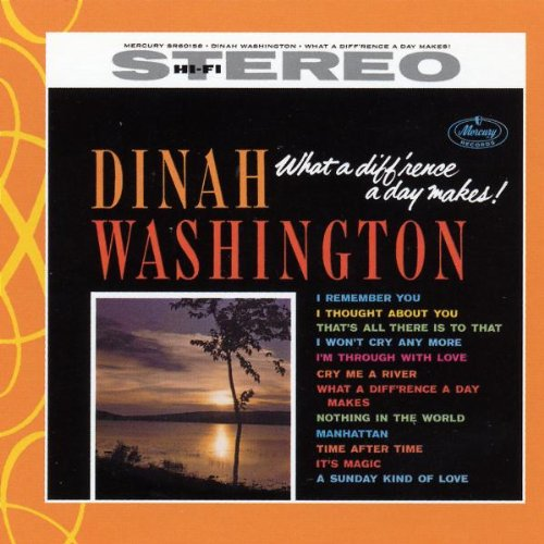 What a Diff'rence a Day Makes! (Stereo SACD)