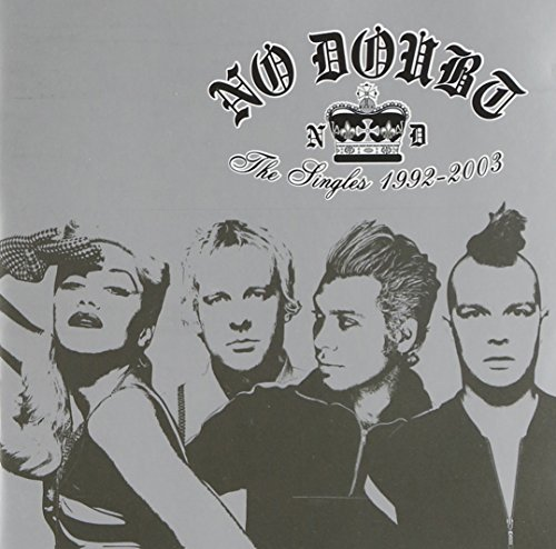 CD-Cover: No Doubt - The Singles: 1992-2003
