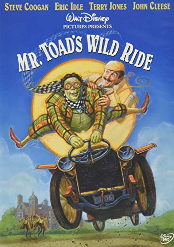 The wind in the willows / Ветер в ивах (1996)