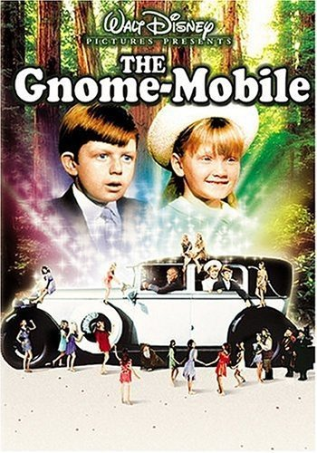The Gnome-Mobile (1967) Walter Brennan, Matthew Garber